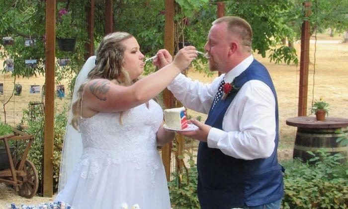 Non Pro Bam! 9/5/2020 Swanz Wedding! 1