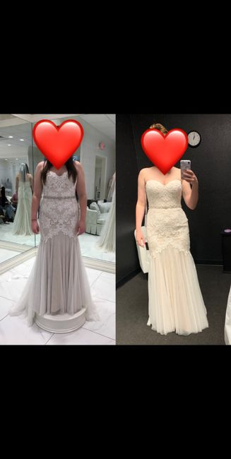 Final fitting complete! 1
