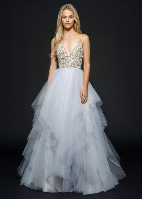 """Hayley Paige """"arlo"""" Gown 1"""