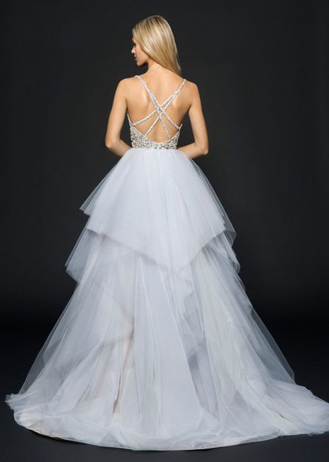 """Hayley Paige """"arlo"""" Gown 2"""