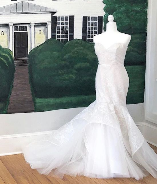 Hayley Paige Spring 2020 trunk show...this Weekend!!! 9