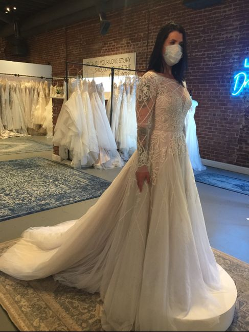 Other gowns i tried on! 1