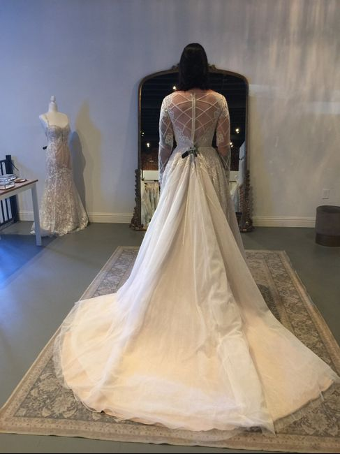 Other gowns i tried on! 2