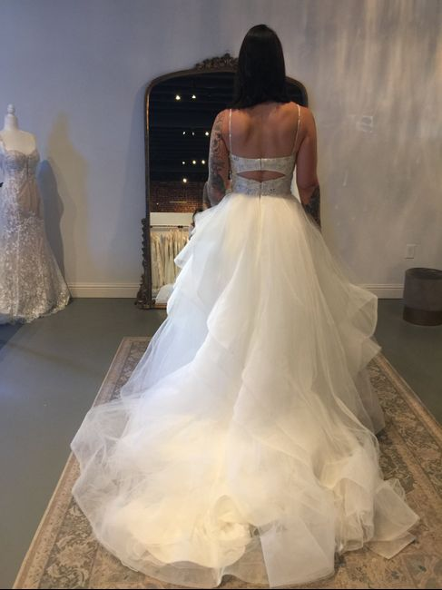 Other gowns i tried on! 5