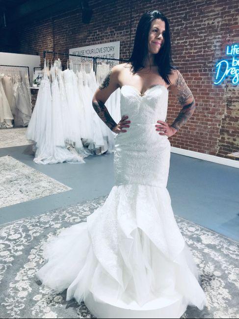 Brides of 2022 - Dress Pics! 2