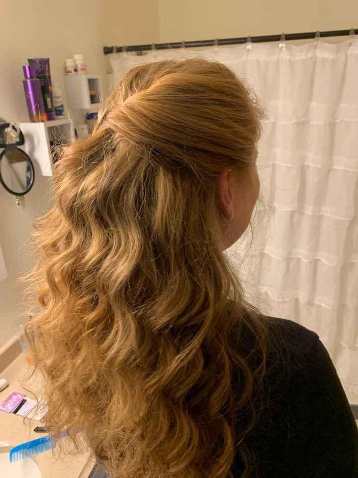 Hair trial success! - 3