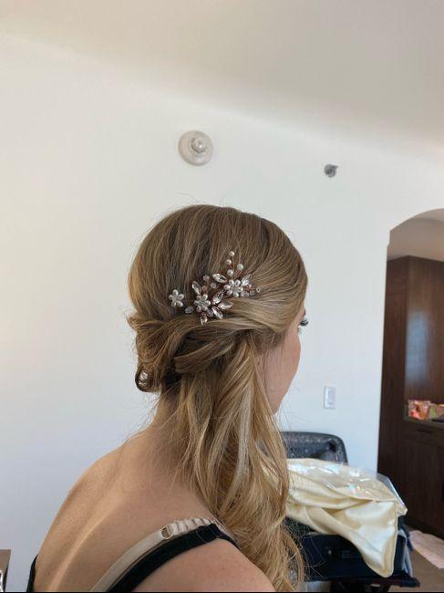 Wedding Hair Pieces 11
