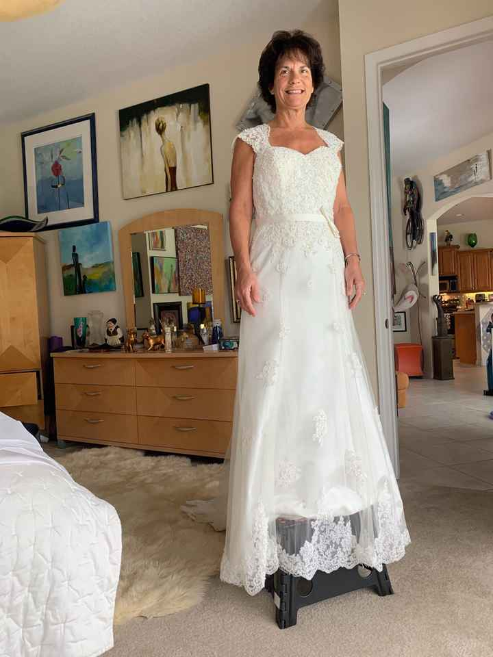 Wedding dress Woes - 1