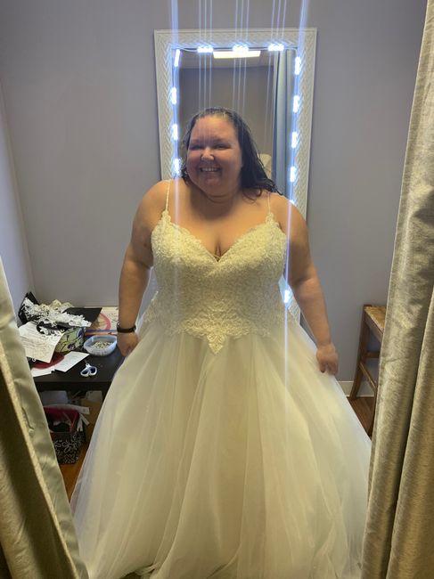 Short brides - Show me your ballgowns! 8
