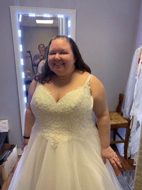 For 2019 and 2020 Brides who is done Dress Shopping? 7