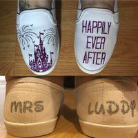 Closed toe wedding flats? - 1