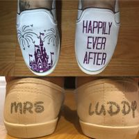 comfy wedding day shoes??? - 1