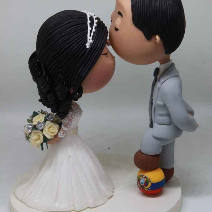 Cake topper has arrived!