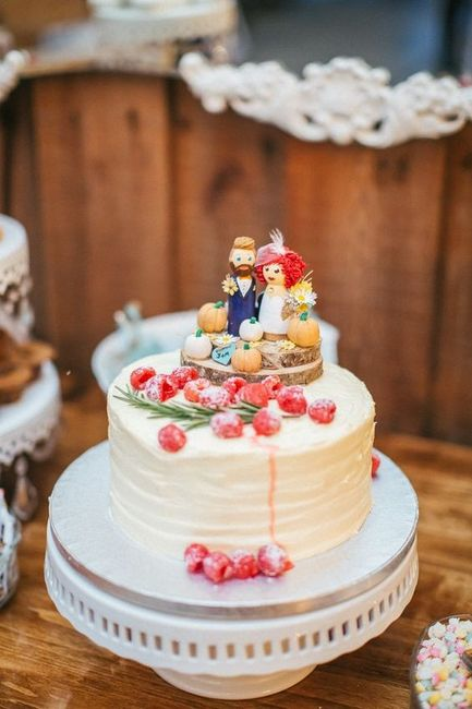 DIY or Pro: Cake Topper 1