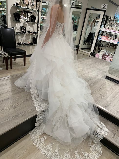 2Nd dress fitting complete!!!! 6