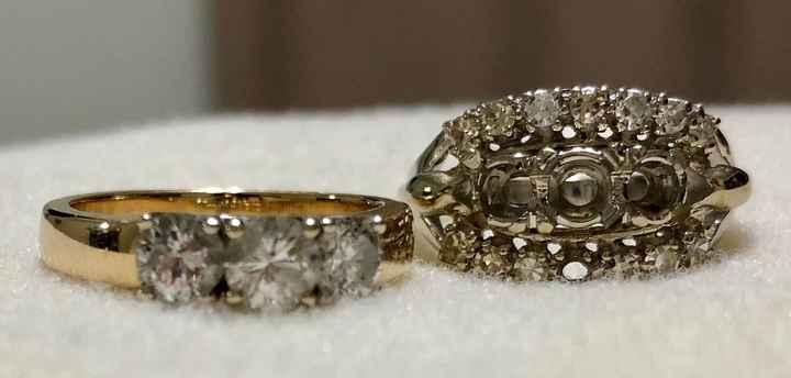 Heriloom rings