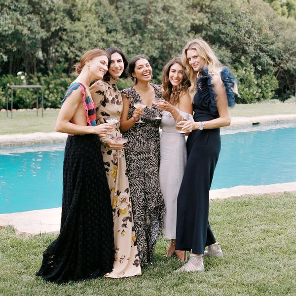 What to wear for a fall outdoor wedding? 3