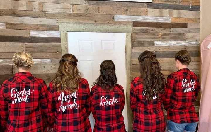Bridesmaids gift - 1