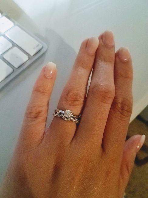 Let me see those rings! 8