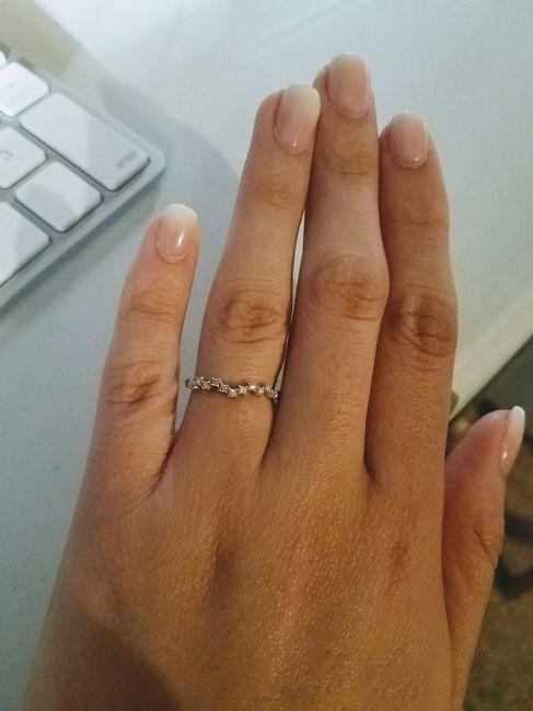 Let me see those rings! 9