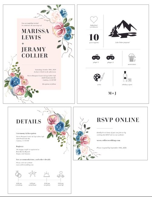 Let's See Your Invitations! 6