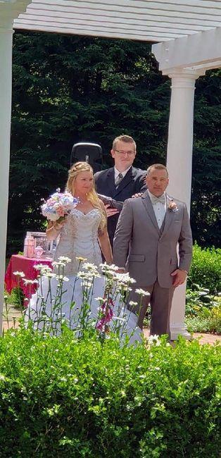 My wedding was amazing!! 1