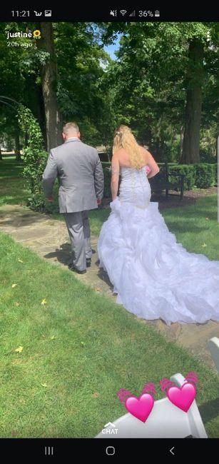 My wedding was amazing!! 2