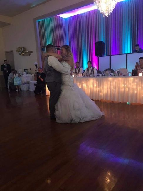 My wedding was amazing!! 7