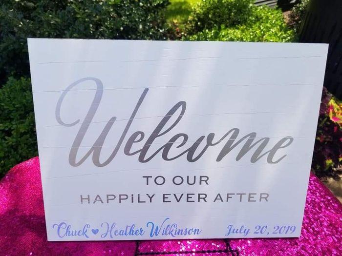 My wedding was amazing!! 11