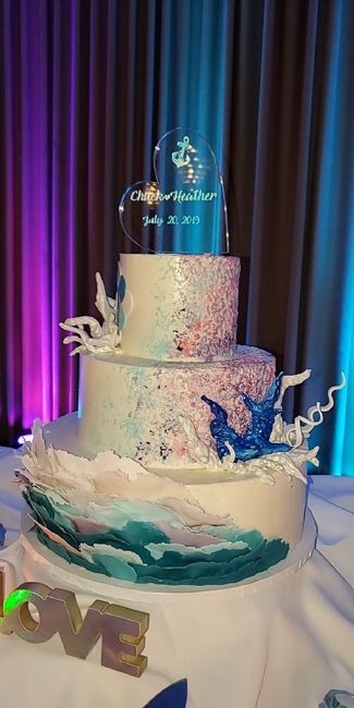 My wedding was amazing!! 12