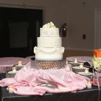 What did/will your wedding cake look like?