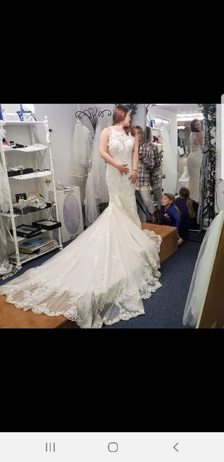 2020 wedding dresses!! Just bought mine!! 17
