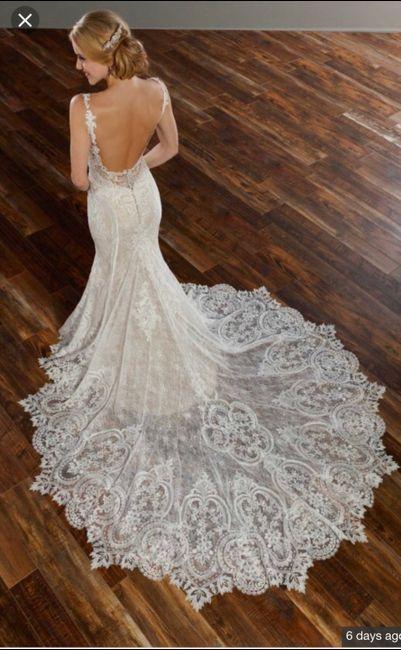 2020 wedding dresses!! Just bought mine!! - 2