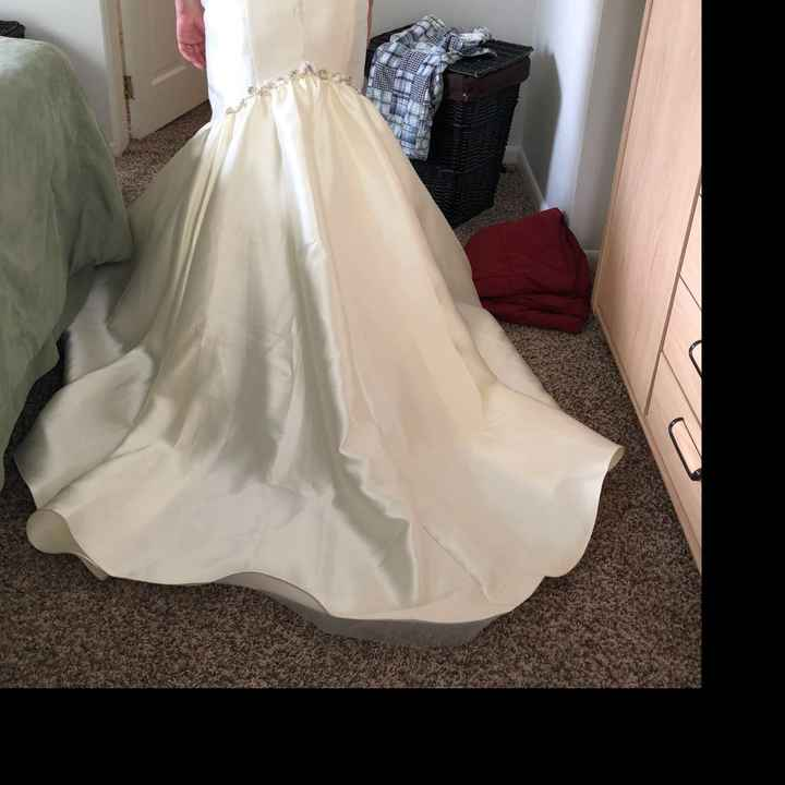 Does Your Dress Have a Train? - 1