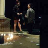 Was your proposal caught on camera? Share your proposal pic! - 1