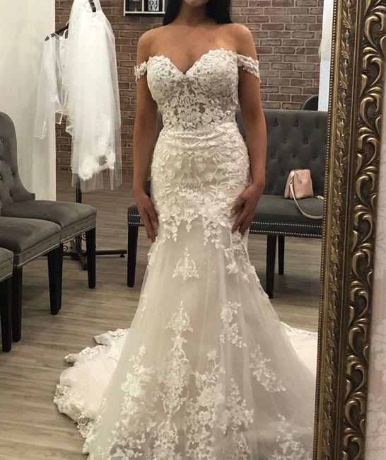 Help! stuck between 2 dresses - 3
