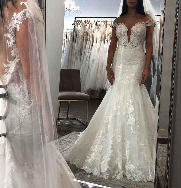 Help! stuck between 2 dresses - 1