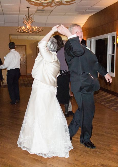 Dancing In Gown Tips Weddings Wedding Attire Wedding Forums
