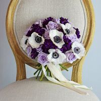 Bridesmaids bouquet - 1