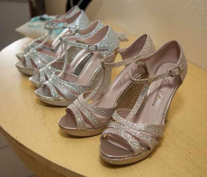 Show me your beach wedding shoes!