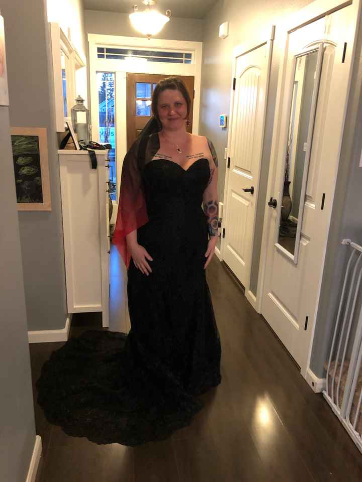 Advice on Dress - 1