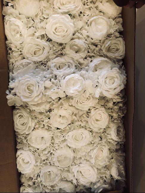 Flower Wall diy 3
