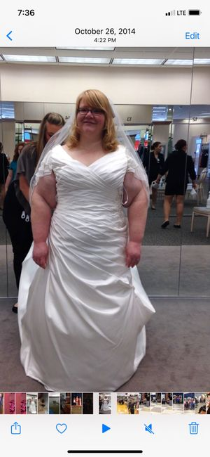 What to do about my dress 1