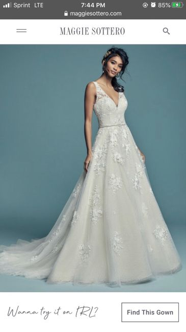 Does your dress match your venue style? 12