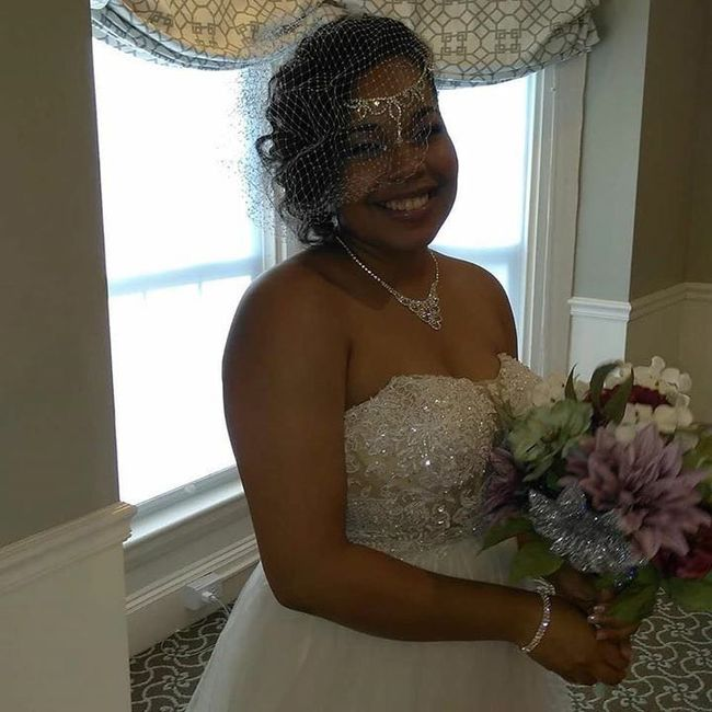 So it finally happened, i am now Mrs. White - 7