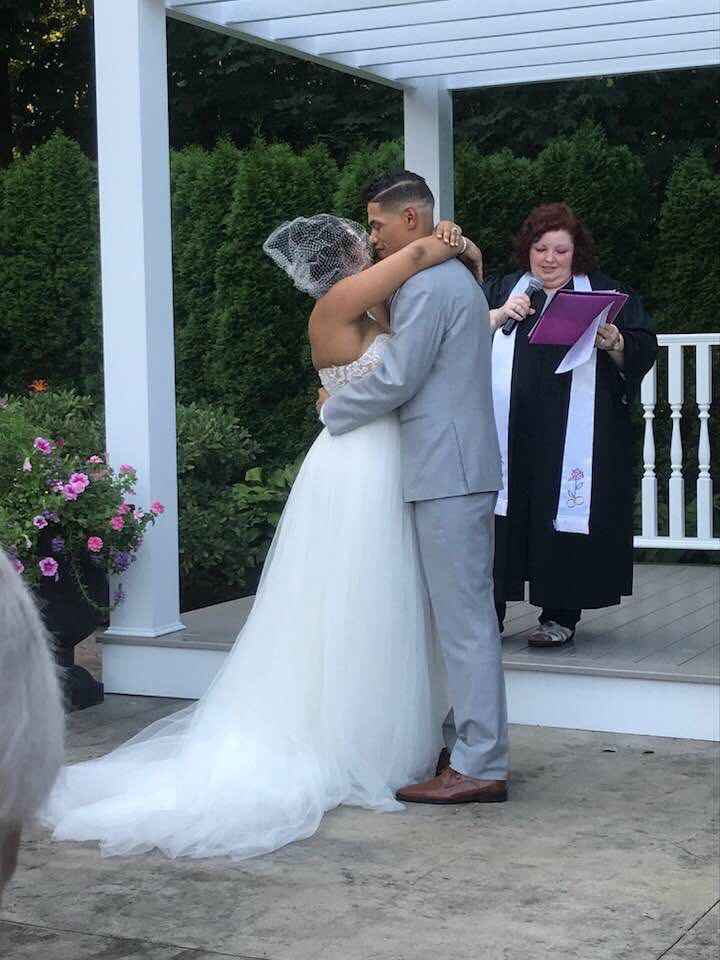 So it finally happened, i am now Mrs. White - 4