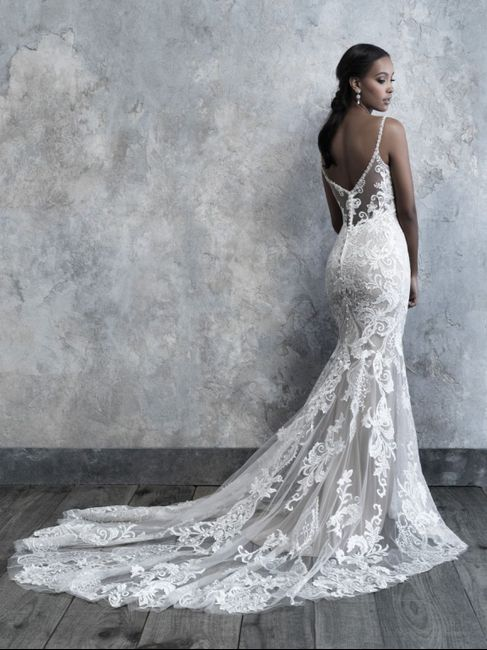 Lace Dress Alterations 2