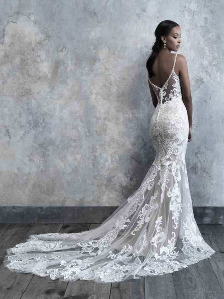 Lace Dress Alterations - 2