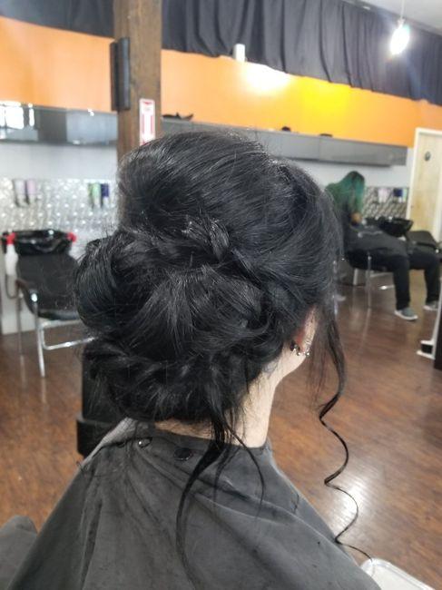 Hair trial 3