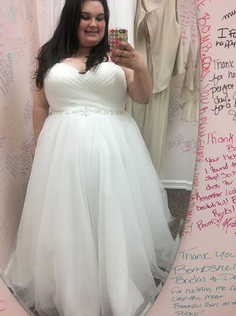 Plus size brides 2